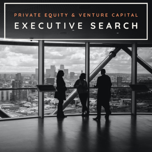 Private Equity & Venture Capital Executive Search